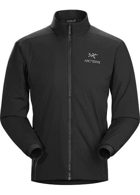 Atom LT Jacket, Black