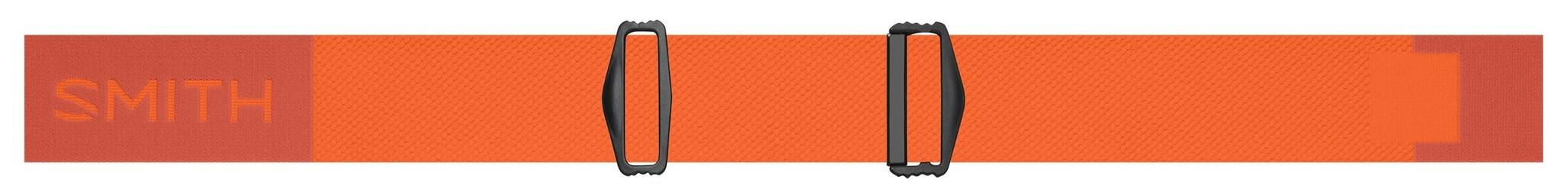 Skyline XL, Burnt Orange - Chromapop Everyday Red Mirror