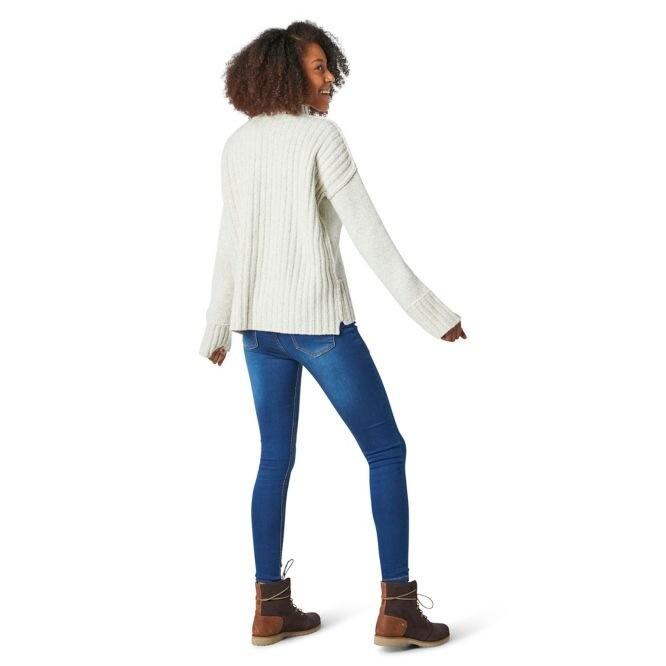 Bell Meadow Sweater, Ash Grey