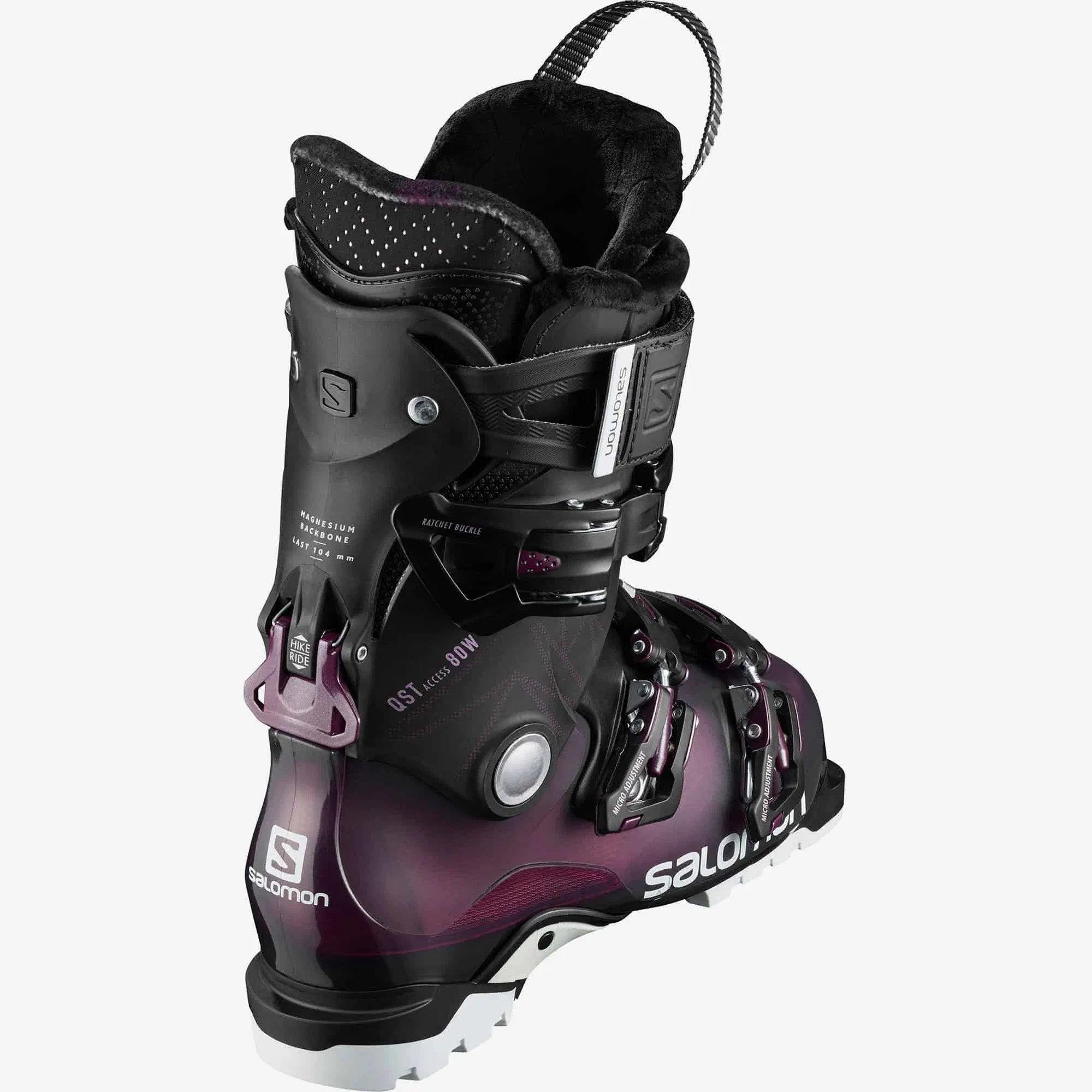 QST Access 80W, Purple/Black