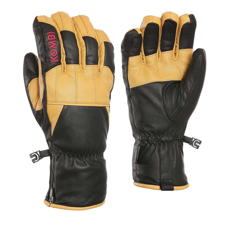 The Free Fall Leather Glove, Tan