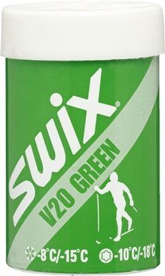 V20 Green Wax