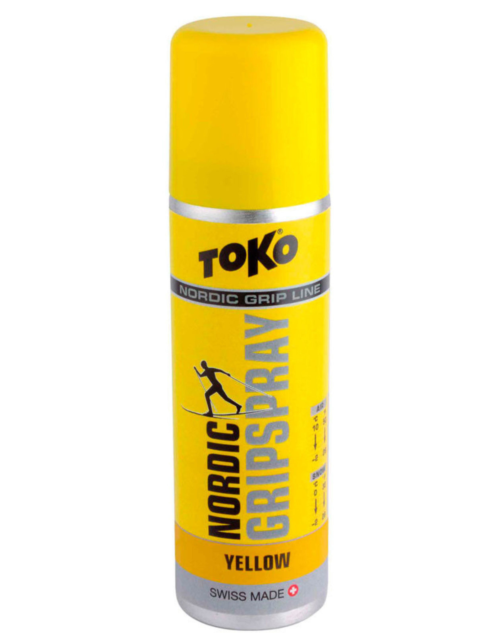 Nordic Gripspray Yellow