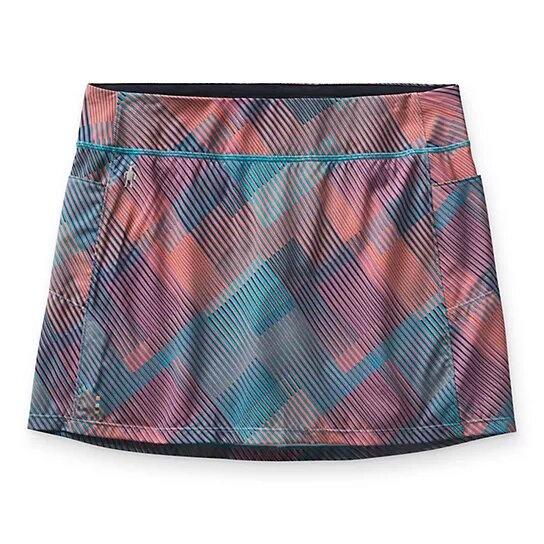 W Merino Lined Skirt