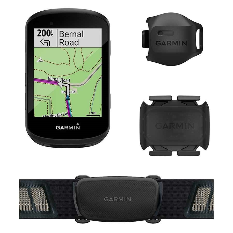 Garmin, Edge 530 Sensor Bundle, Computer GPS