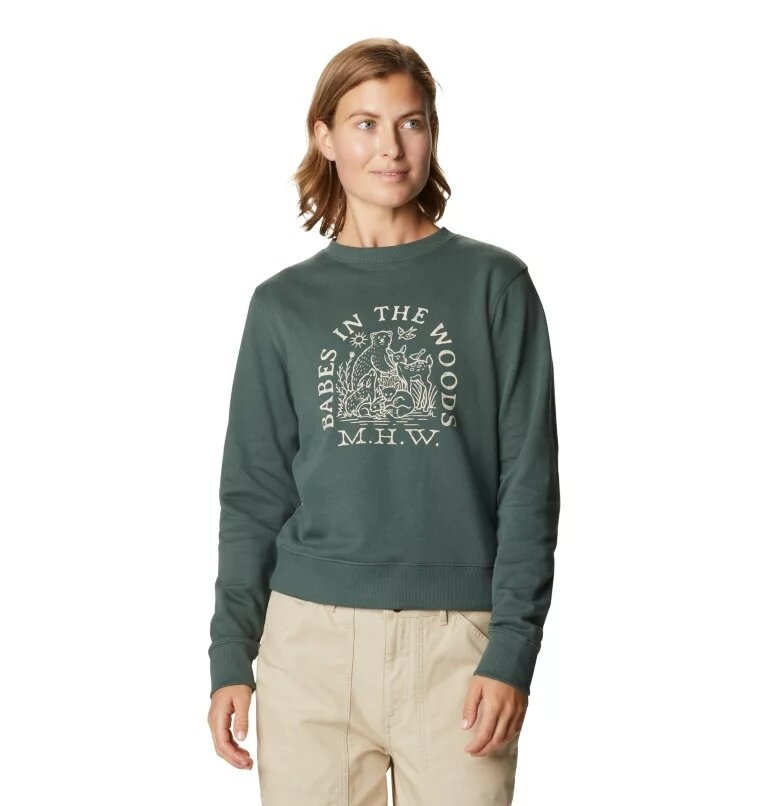 Babes in the Woods Sweater