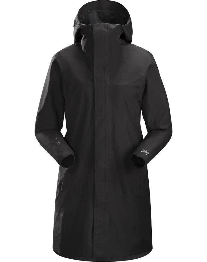 Arc'teryx Solano Coat, Black