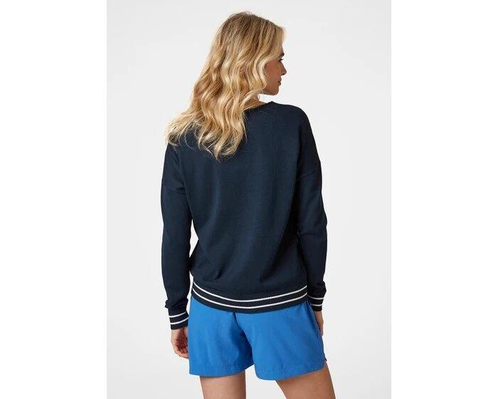 W Summer Sweater, Navy