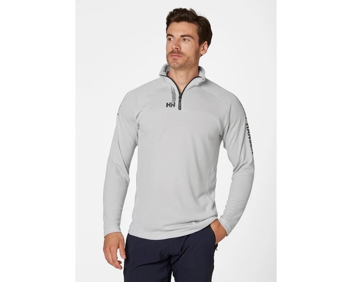 HP 1/2 Zip Pullover, Grey