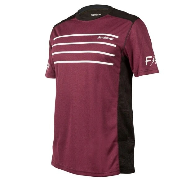 Fasthouse Classic Cartel SS, Maroon