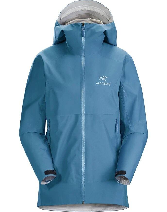 W Zeta SL Jacket, Lumina S