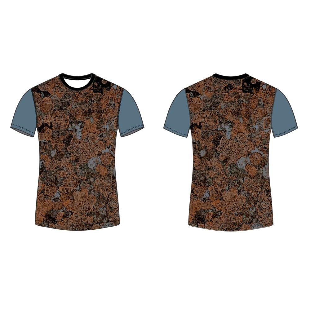 Renegade Jersey, Brown Lichen