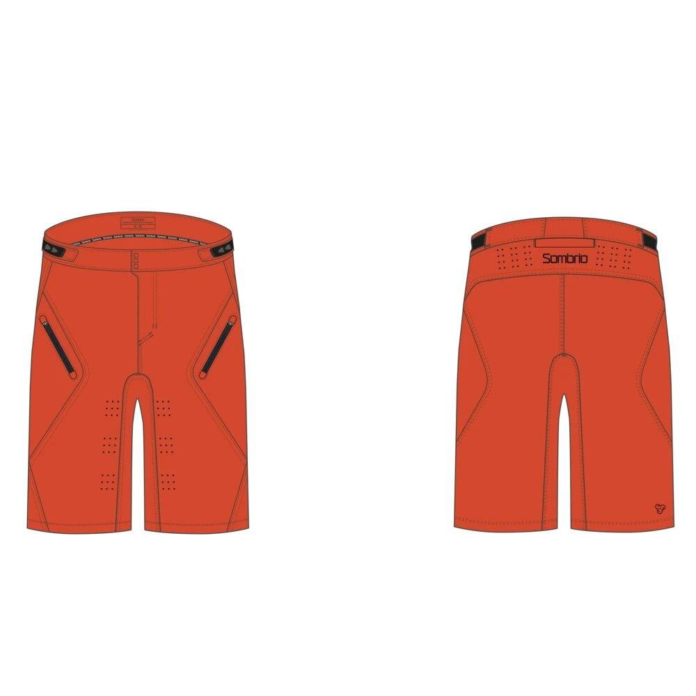 Highline Short, Orange