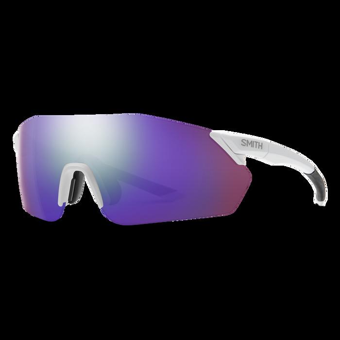 Smith Optics Reverb, White - Chromapop Violet/Ignite