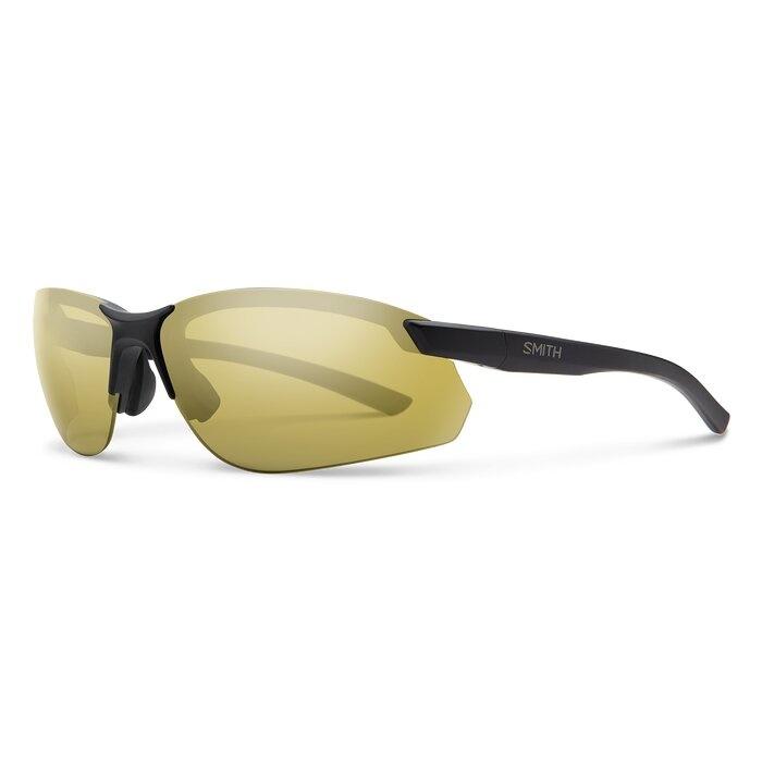 Smith Optics Parallel Max 2, Matte Black Polarized/Gold Mirror Ignitor