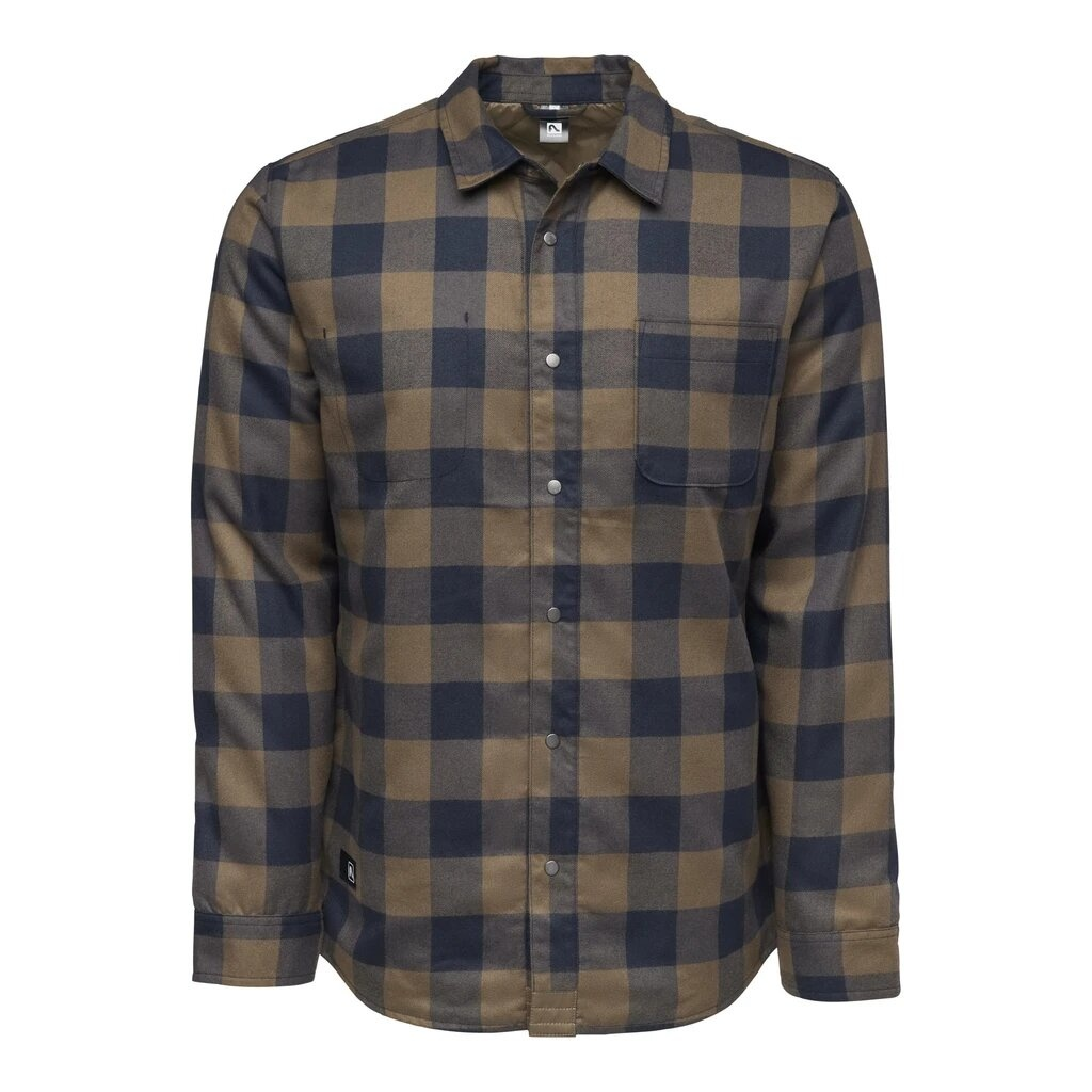 Flylow Gear Sinclair Insulated Flannel, Night