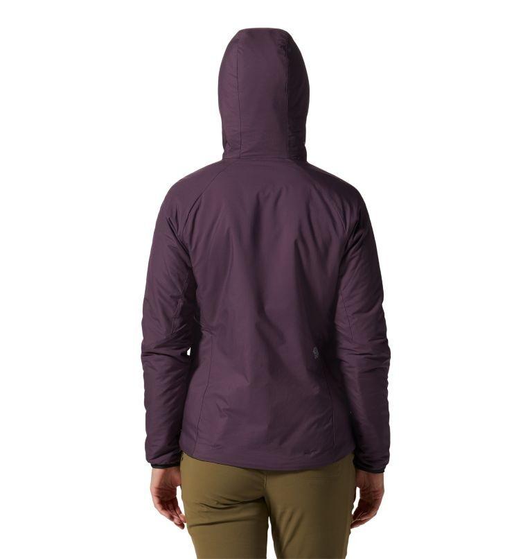 W Kor Strata Hoody, Dusty Purple