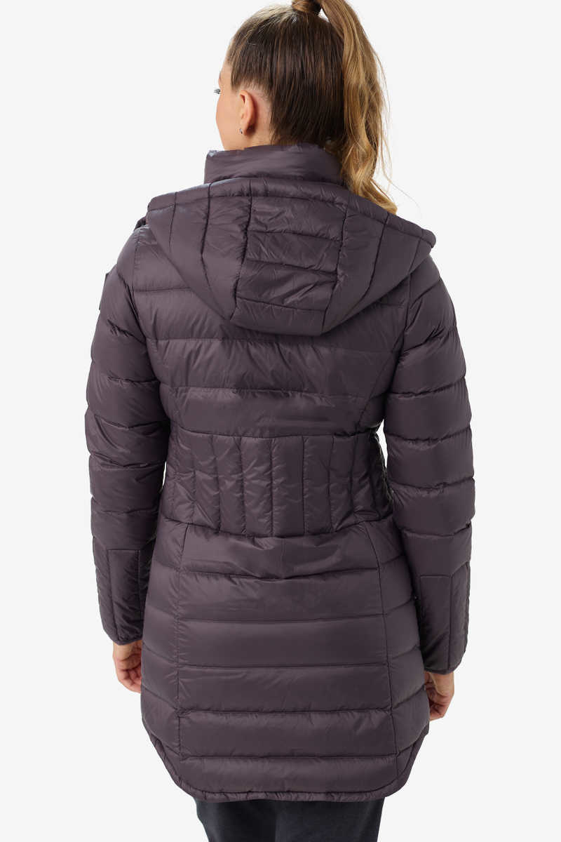 Claudia Insulated Down Jacket