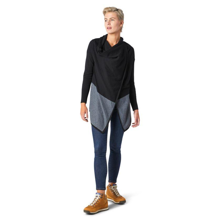 Edgewood Wrap Sweater