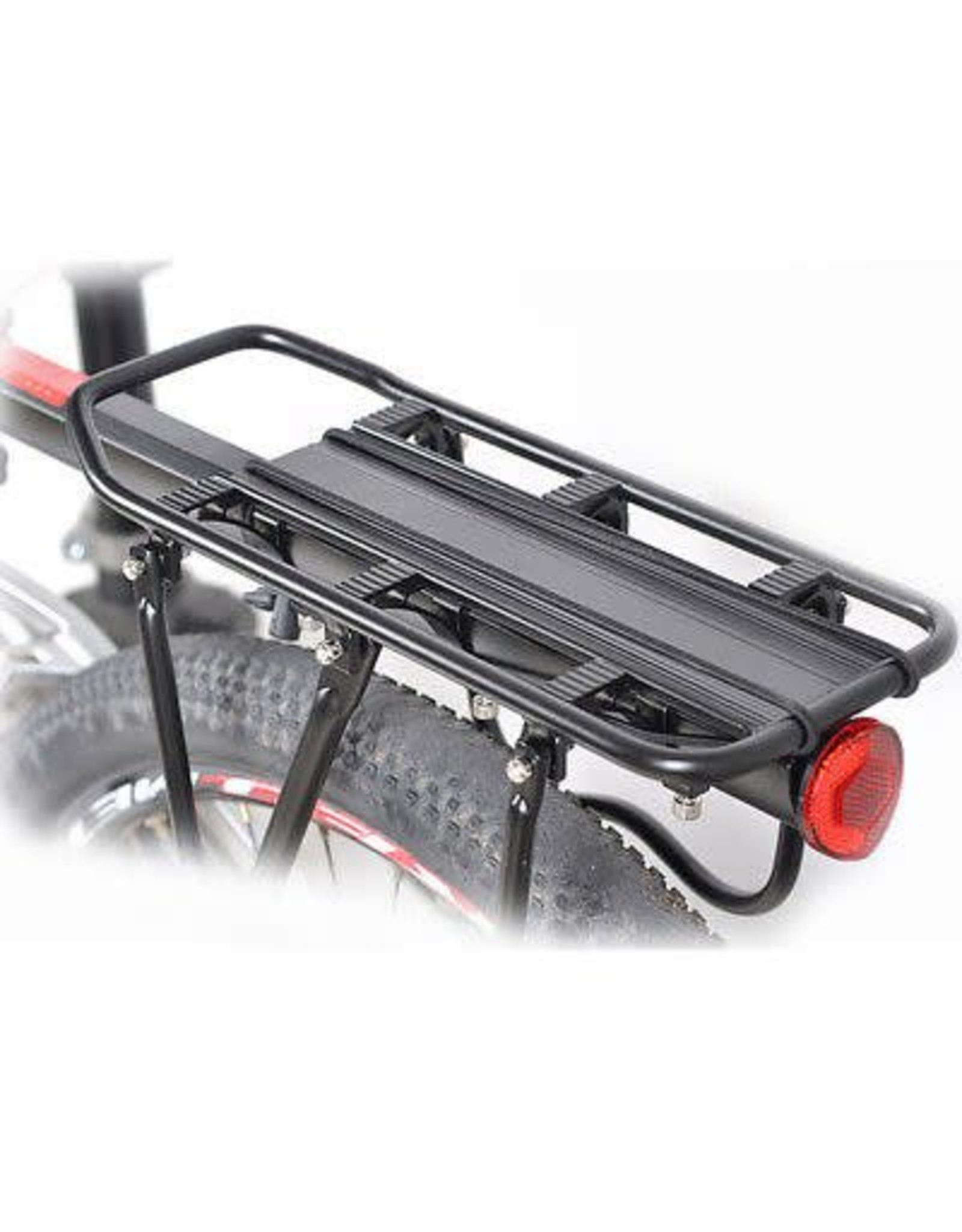 EVO EVO E-Cargo Post Seatpost rack with side support