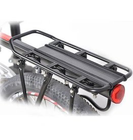 EVO E-Cargo Post Seatpost rack with side support