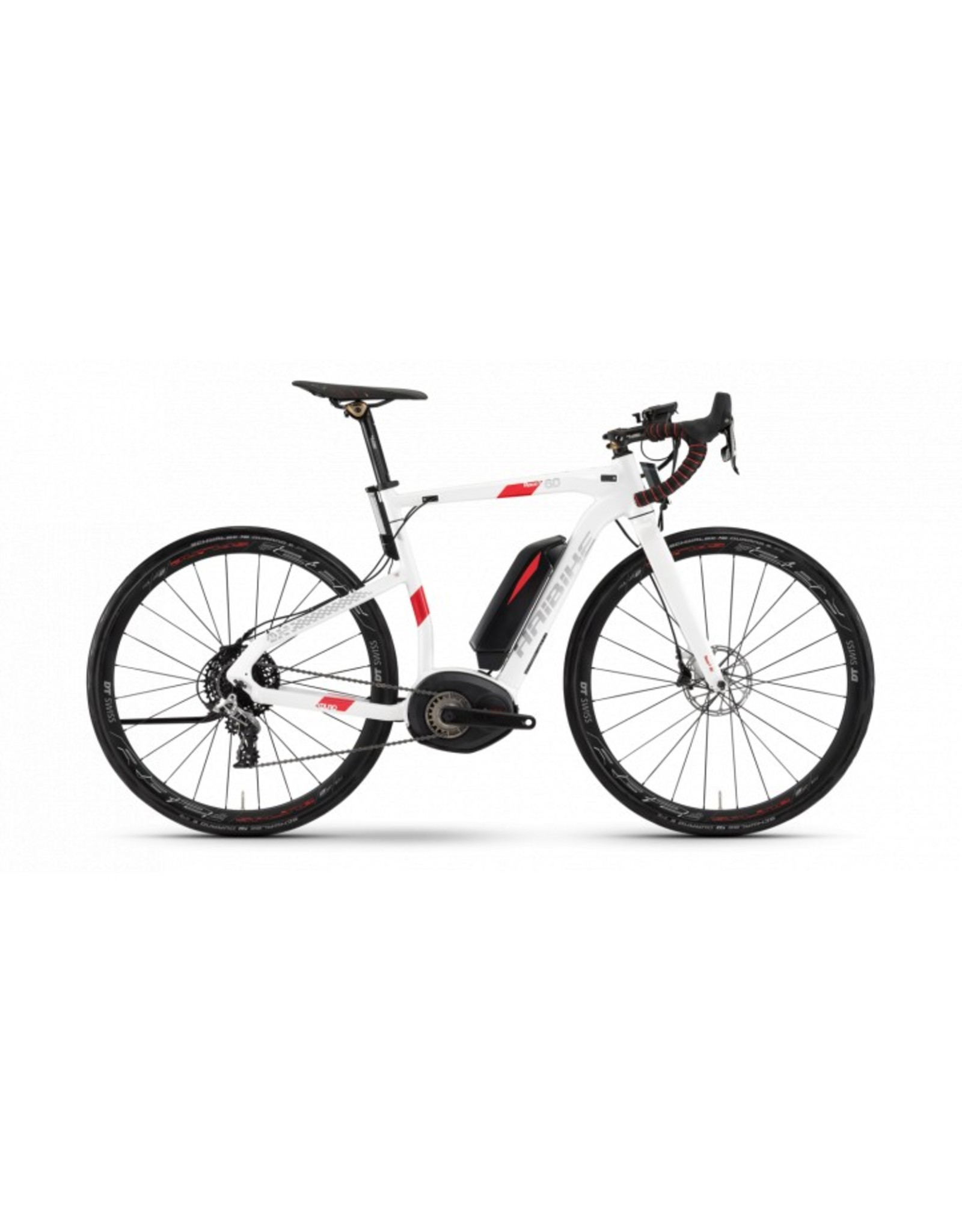Haibike XD RACE S 6.0 62 WHT