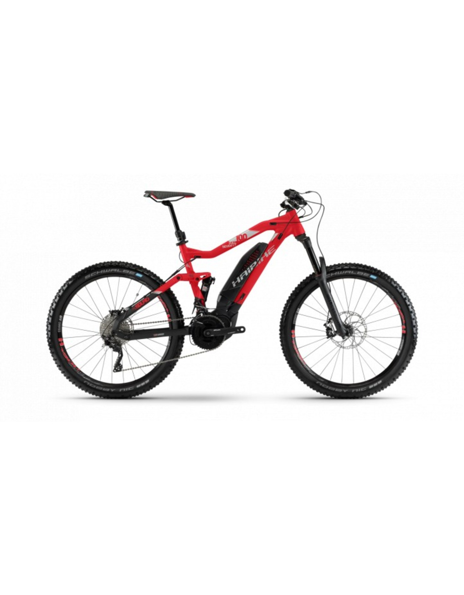 Haibike SD FULLSEVEN LT 10 40 RED