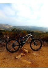 Tapia Canyon Ride w/ multiple descent options