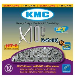KMC X10E Sport Chain, 10sp,  136 links