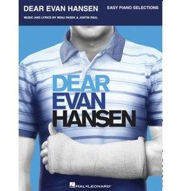 Hal Leonard Dear Evan Hansen Vocal Selections Easy Piano
