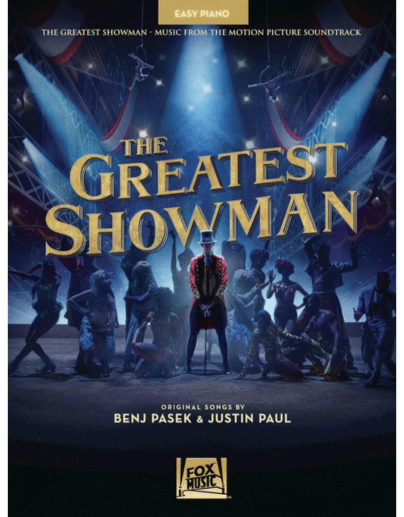 Hal Leonard Greatest Showman - Easy Piano