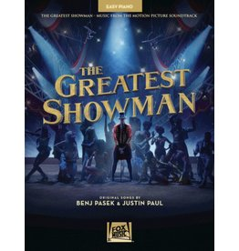 Hal Leonard Greatest Showman - Easy Piano