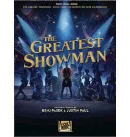 Hal Leonard The Greatest Showman PVG