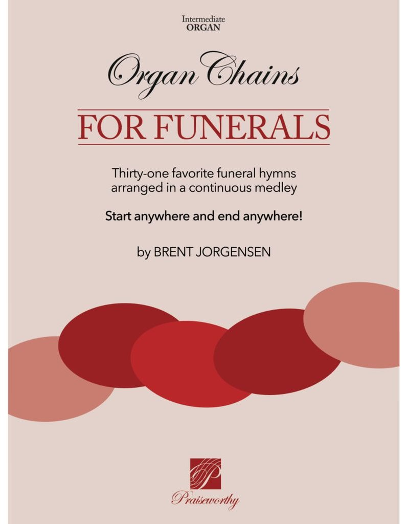 Jackman Music Organ Chains for Funerals