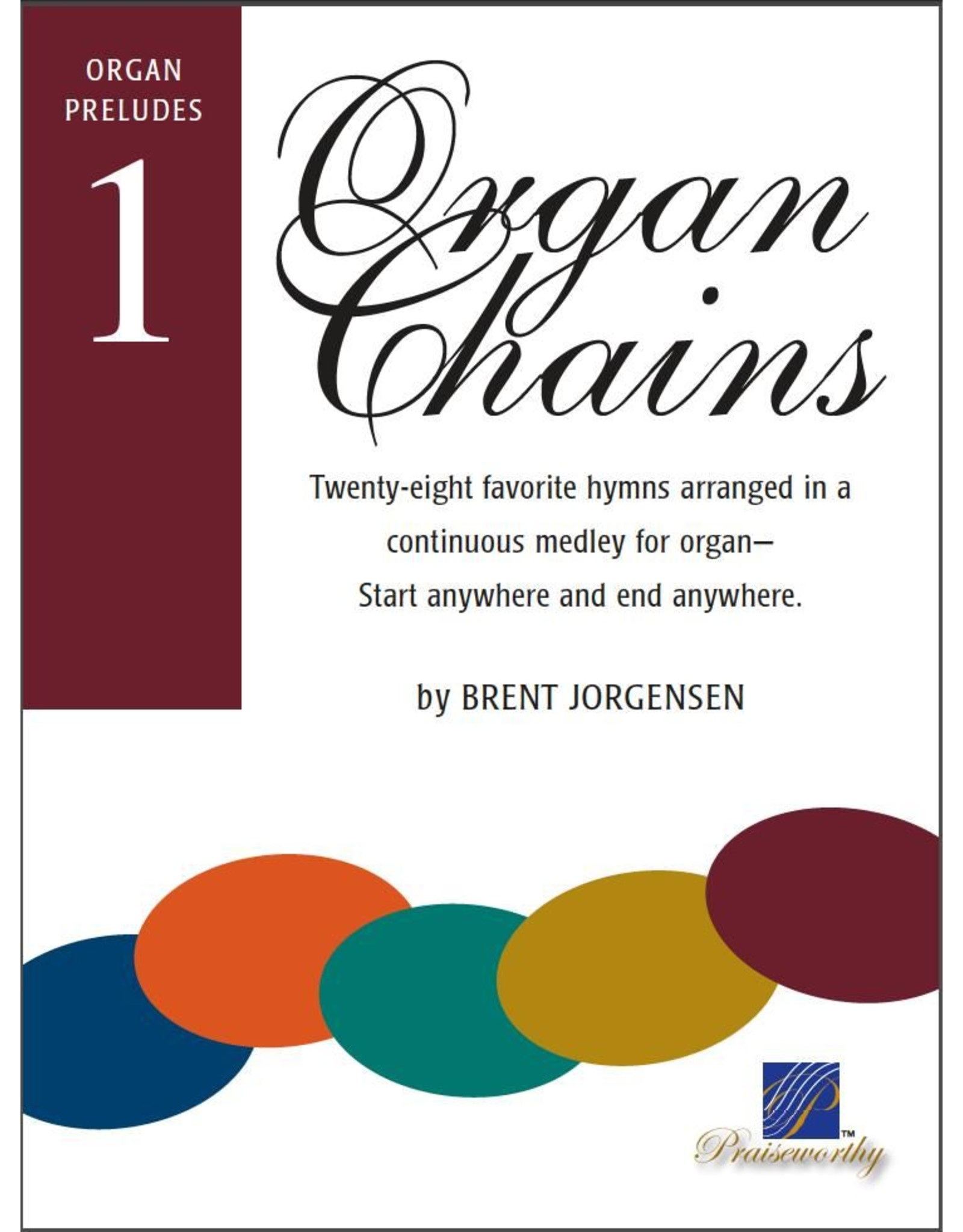 Jackman Music Organ Chains - Book 1