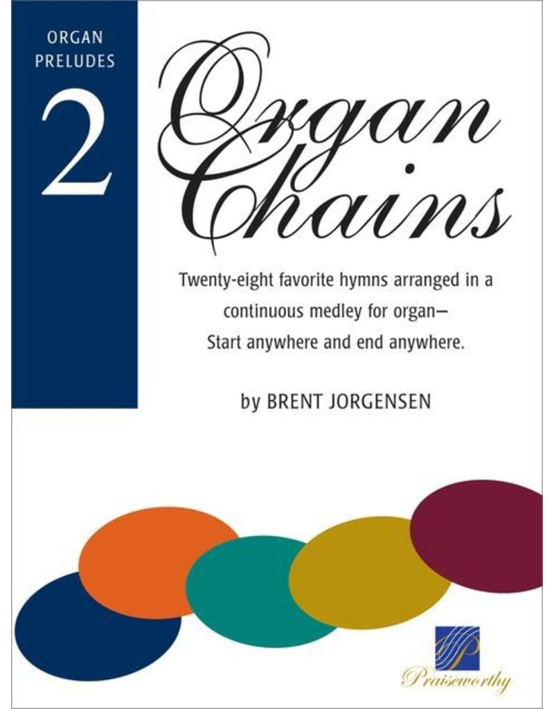 Jackman Music Organ Chains Book 2