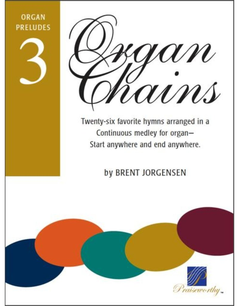 Jackman Music Organ Chains Book 3