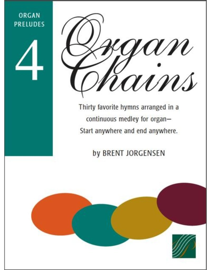 Jackman Music Organ Chains Book 4