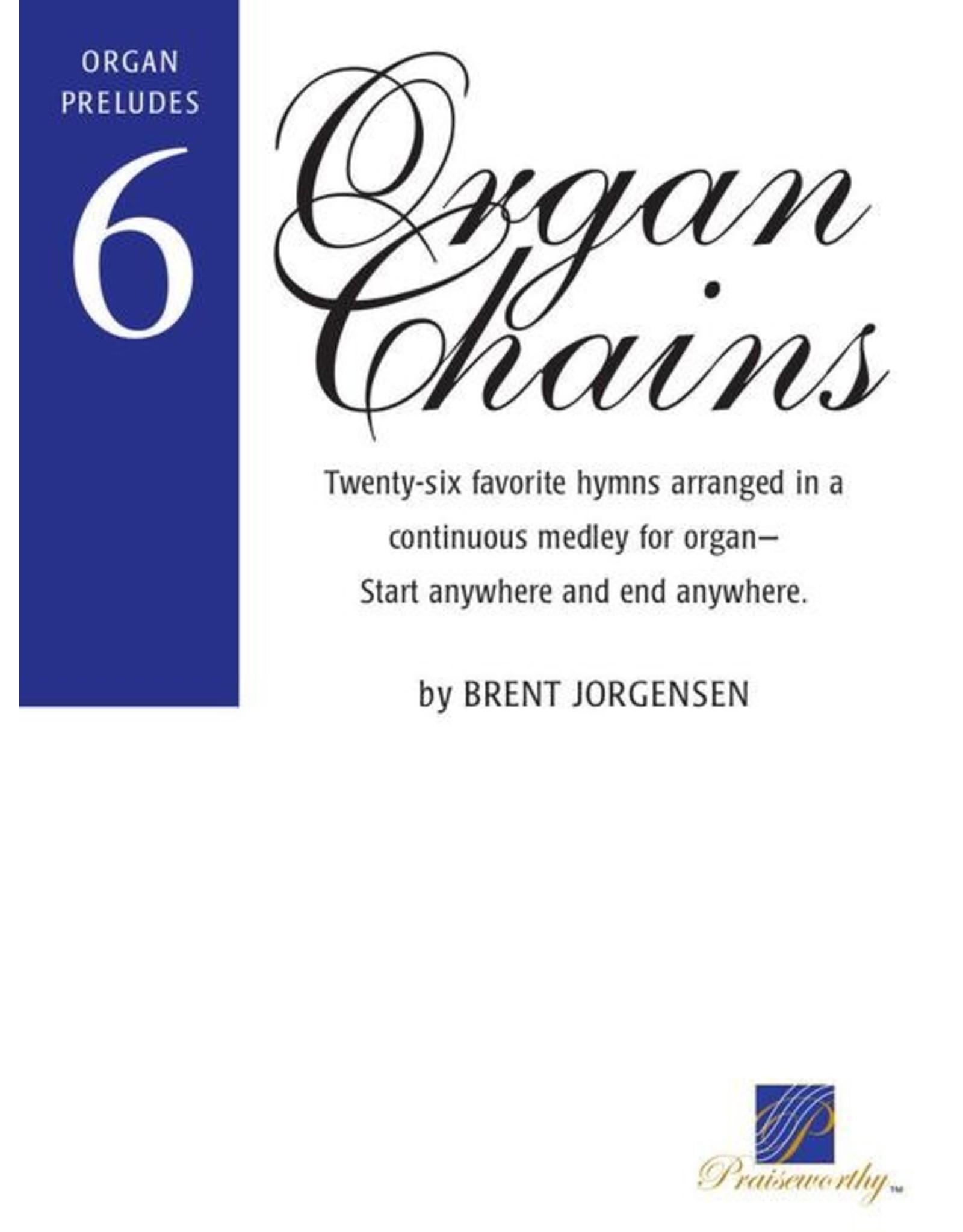Jackman Music Organ Chains Book 6