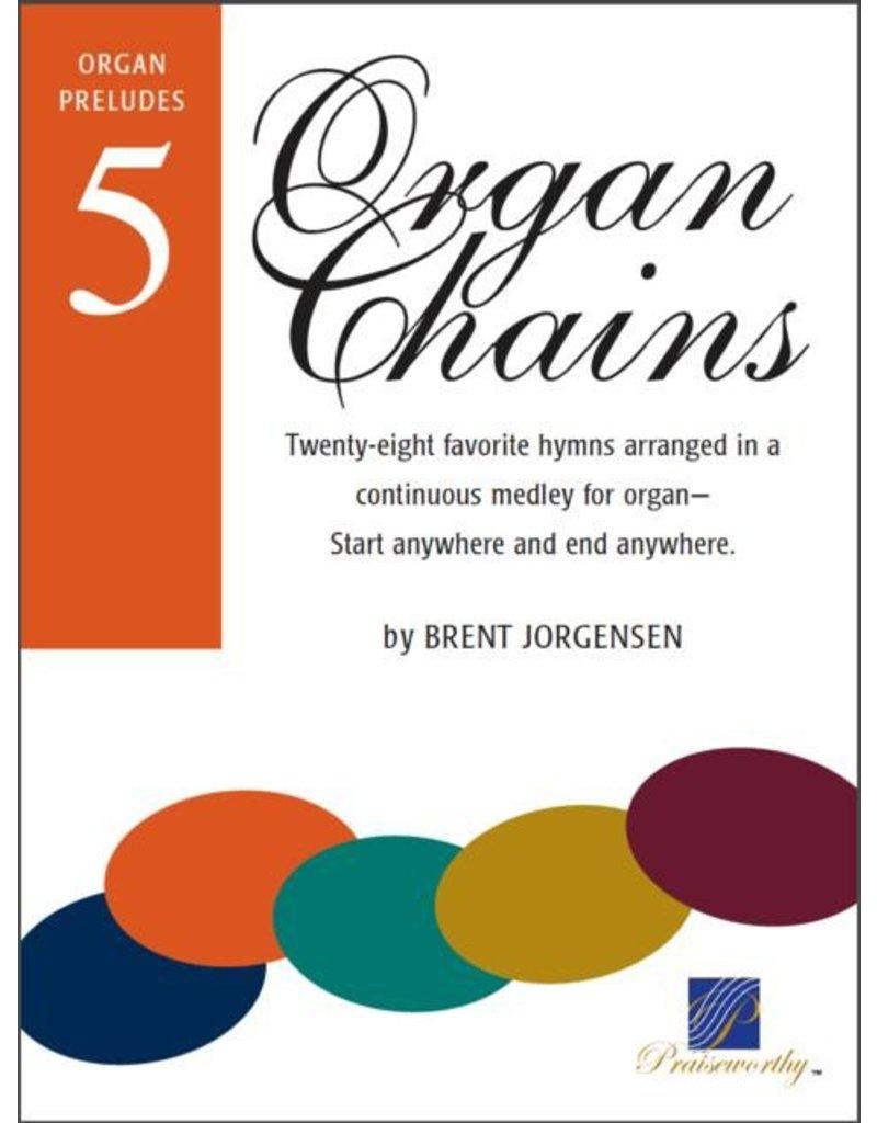 Jackman Music Organ Chains Book 5