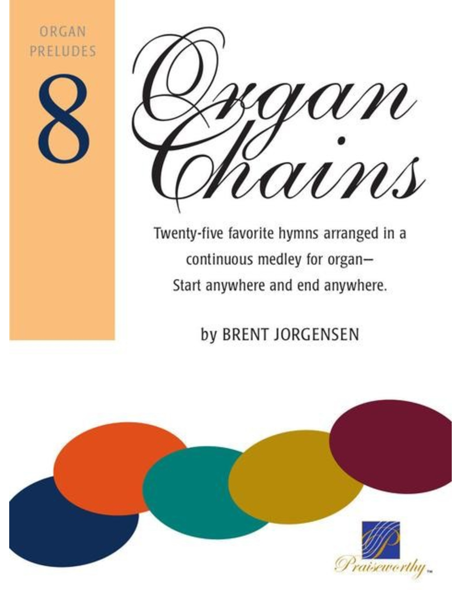 Jackman Music Organ Chains Book 8