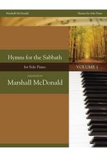 Marshall McDonald Music Hymns for the Sabbath, Vol. 1 by Marshall McDonald
