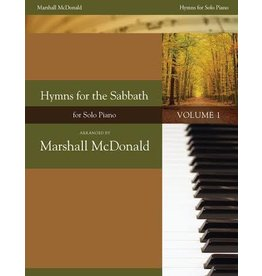 Marshall McDonald Music Hymns for the Sabbath, Vol. 1 by Marshall McDonald