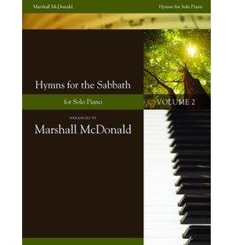 Marshall McDonald Music Hymns for the Sabbath, Vol. 2 by Marshall McDonald