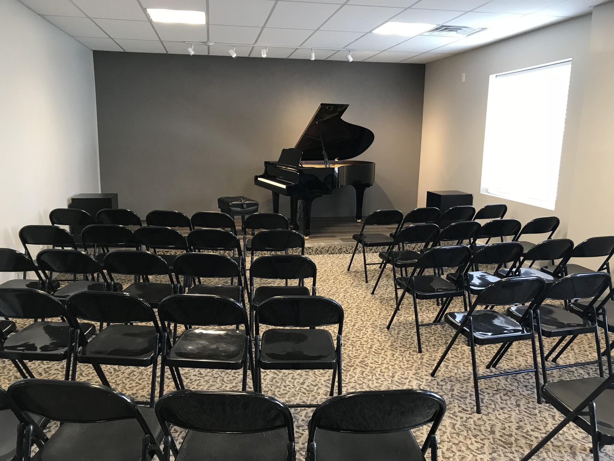 Bountiful Music Recital Hall
