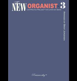 Jackman Music New Organist 3 arr. Brent Jorgensen