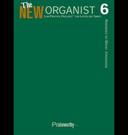 Jackman Music New Organist 6 arr. Brent Jorgensen