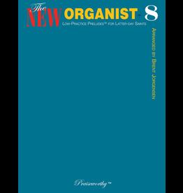 Jackman Music New Organist 8 arr. Brent Jorgensen