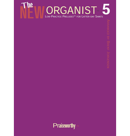 Jackman Music New Organist 5 arr. Brent Jorgensen