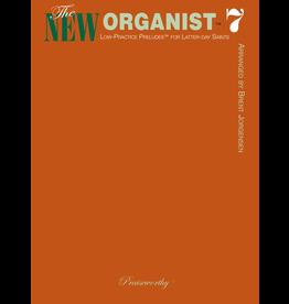 Jackman Music New Organist 7 arr. Brent Jorgensen